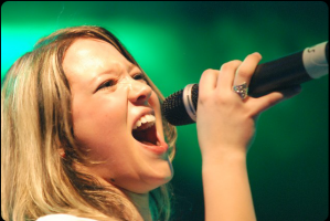Svenja Maier - Vocals