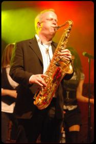 Jens Vollmer - Saxophon